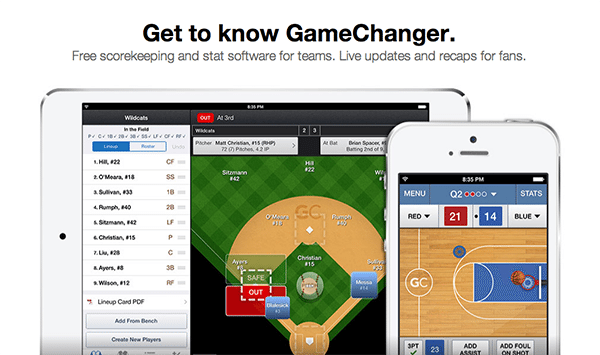 Best Free ScoreKeeping Apps for Baseball, Softball and Basketball