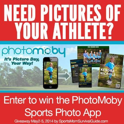 Do you need photos of your athlete? Use this awesome Sports Photo App to take team and individual photos of your athlete!