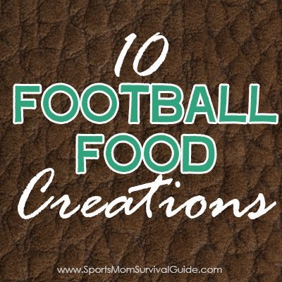 Football Food Ideas