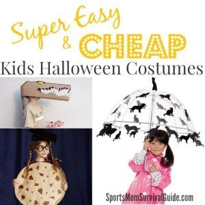 15 SUPER EASY and CHEAP Halloween Costumes feature