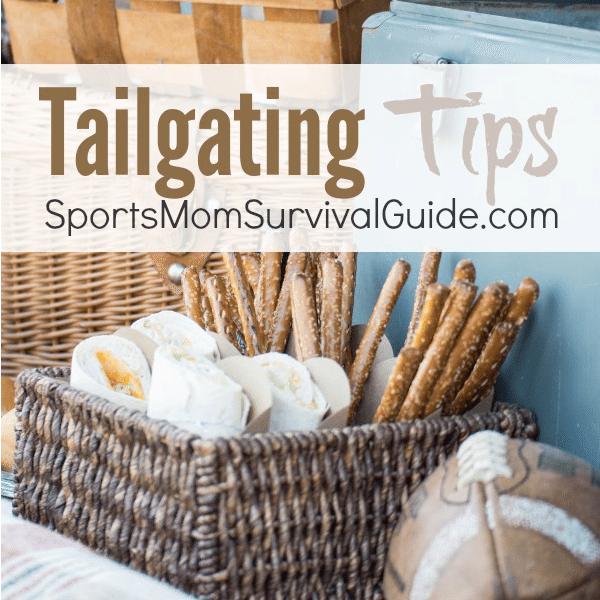 Tailgating Tips for a GREAT day at the GAME! feature