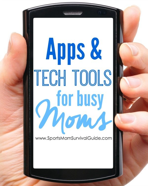 Get connected and save time being Team Mom – count on these tools to jumpstart your New Year.  Find some great apps and tech tools for busy team moms!