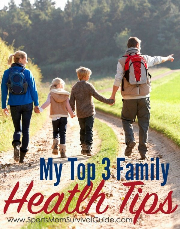 Keeping our families healthy is something we all worry about. Check out 3 family health tips that might keep your kids out of the doctor's office this year! The first two are easy and free!!