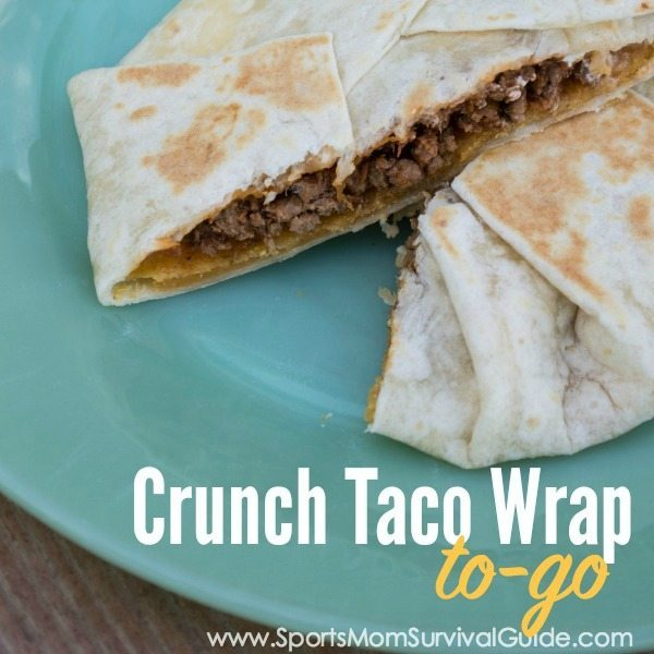 Crunch Taco Wrap To-Go-feature
