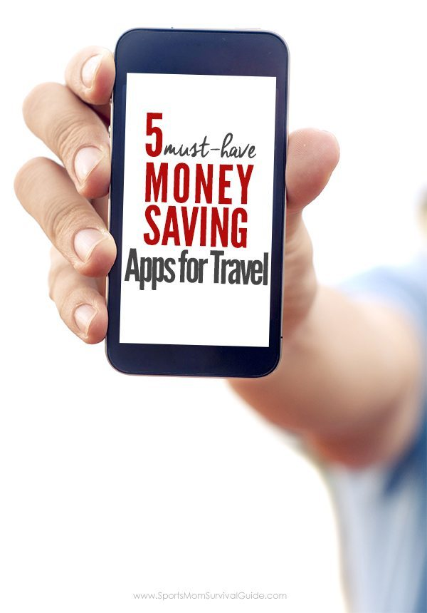 Looking for simple and easy ways to save money while you are traveling? It's easy to save with these 5 Must-Have Money Saving Travel Apps.