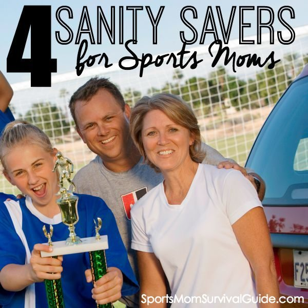 4 Sanity Savers for Sports Moms-feature