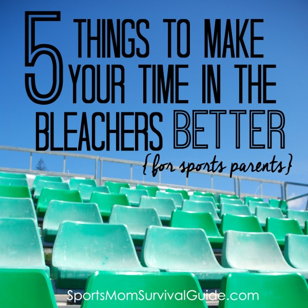 5 things to make your time in the bleachers better- feature