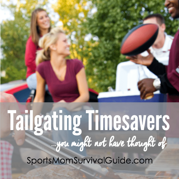 tailgating timesavers- feature