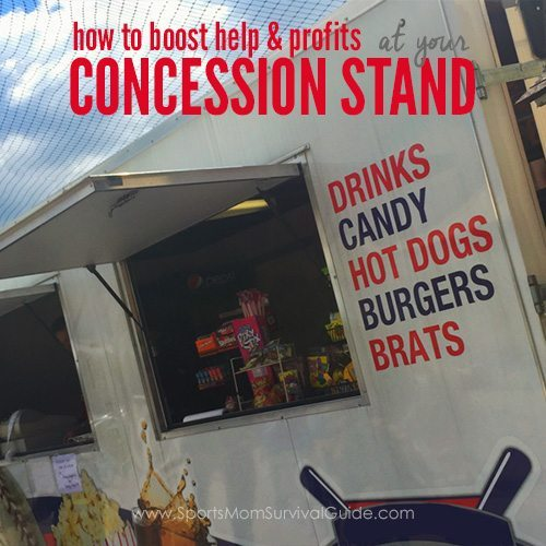 Organizing and working at a concession stand is hard work and it's not easy to get volunteers. Learn how to boost both help and profits in 8 easy steps.
