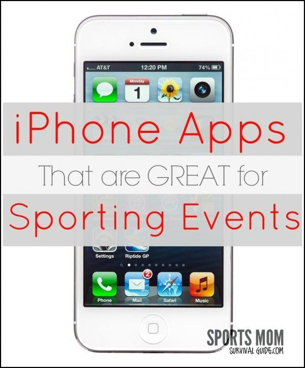 iPhone Apps Great for Taking Action Shots from Sports Mom Survival Guide