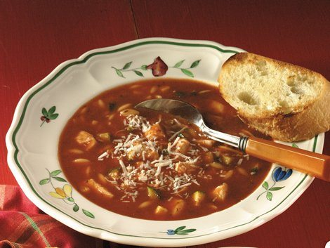 13 hearty soups