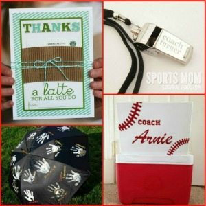 Personalized Gifts for Your Coach