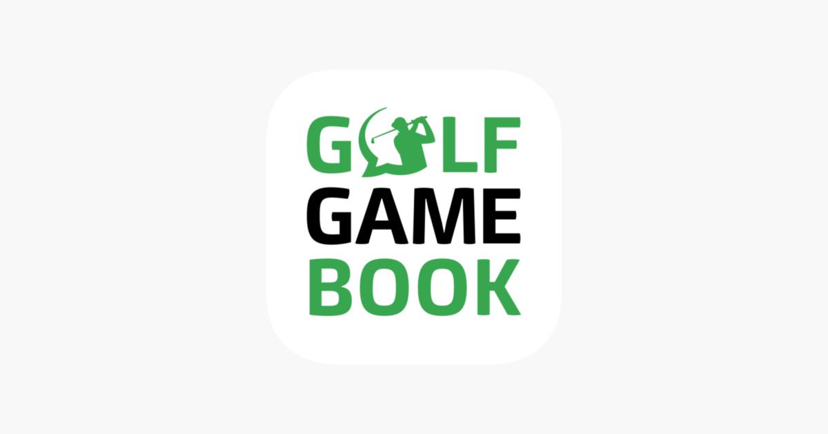 golf gamebook app