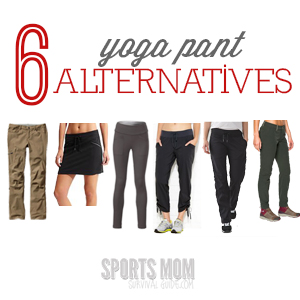 Do you wear your yoga pants far too often? and not just to the gym? Check out these 6 Best Ever Yoga Pant Alternatives! Stay comfortable and stylish with these options.