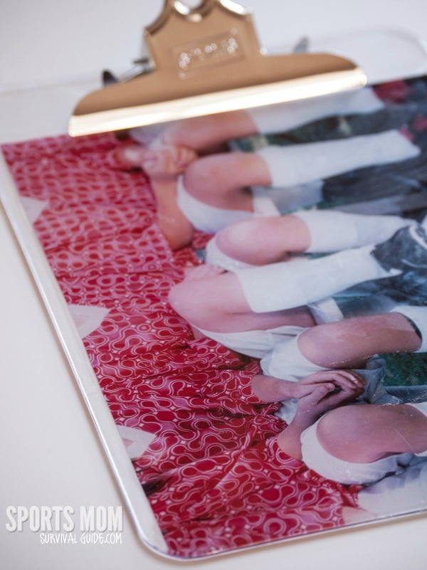 DIY Photo Clipboard: Perfect for a