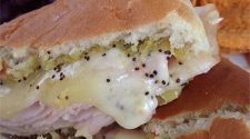Make-Ahead Freezer Hot Turkey/Ham & Cheese