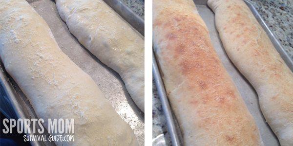Italian Sausage Stuffed Loaf