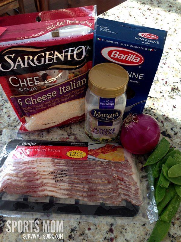 yummy Summer Chicken Pasta Salad