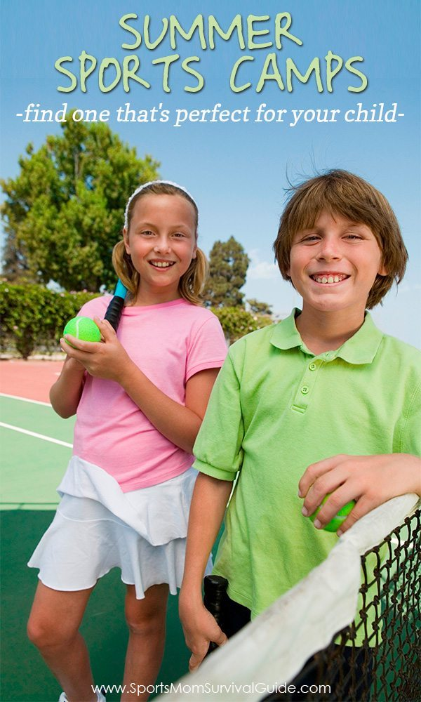 Best options for summer sport camps. Find the perfect summer sport camp for your child!