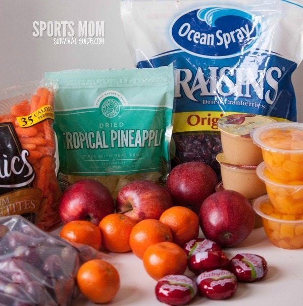 Quick Grab and go Snacks for busy Moms-1-6