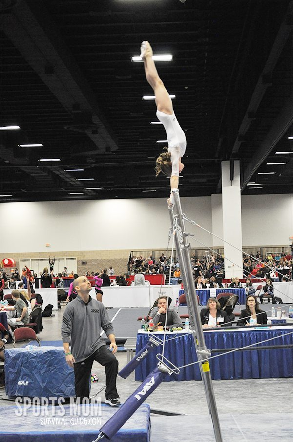 is competitive gymnastics right for your child?
