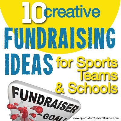 10 Creative Fundraising Ideas For Sports Teams Amp Schools