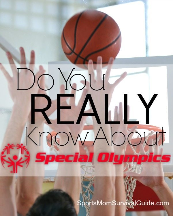 Do You REALLY Know What Special Olympics Is