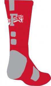 customized socks for a fundraiser