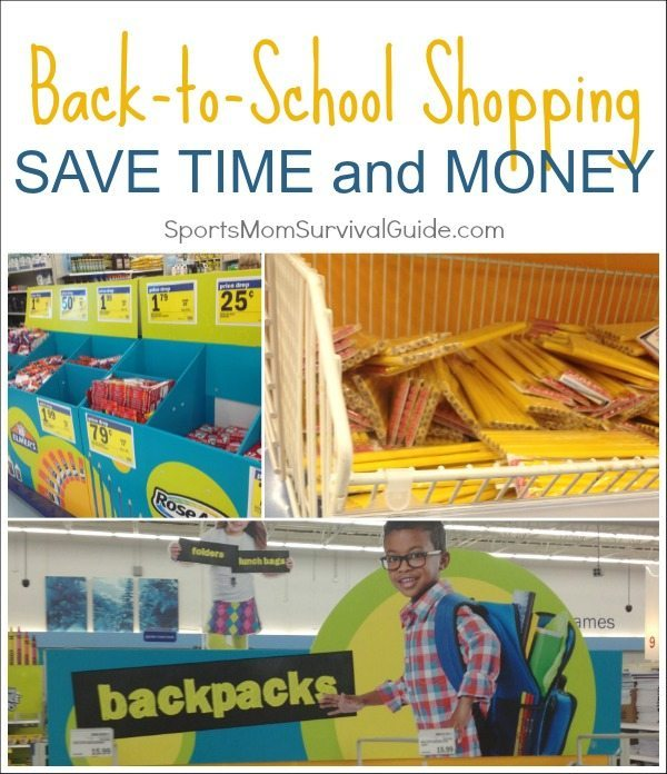 Back To School Shopping Tips That Will Save You Time And Money