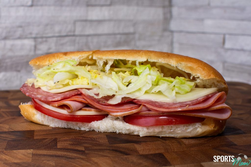 "The Jimmy John's ""Vito"" Sub Sandwich"