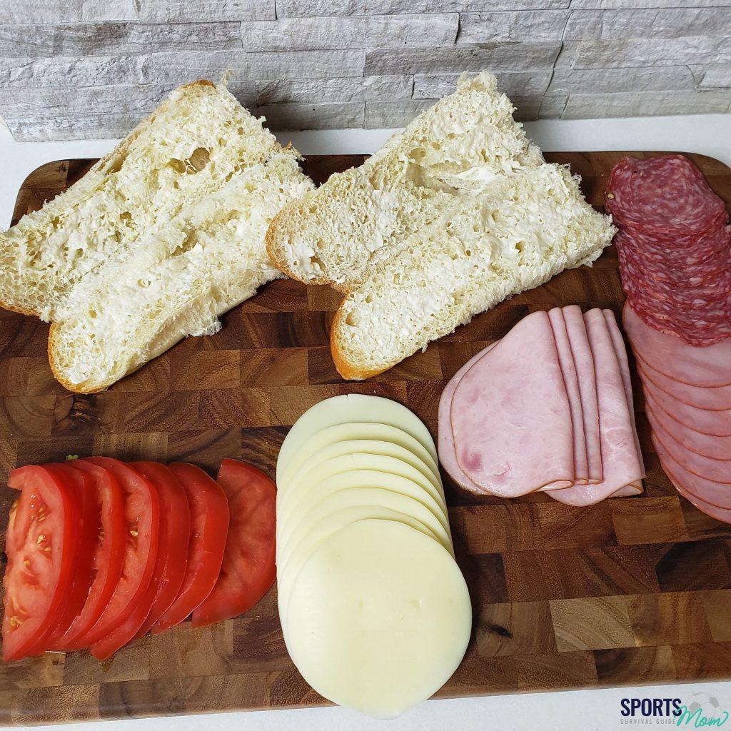Prep Your Bread