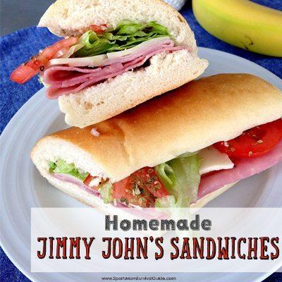 Jimmy John's Homemade Subs