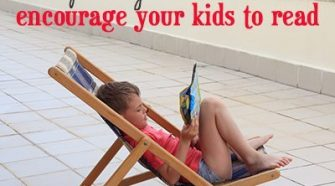 Motivate your Kids to Read