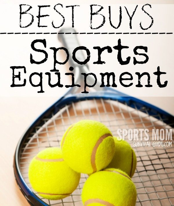 BEST Buys on Sports Equipment