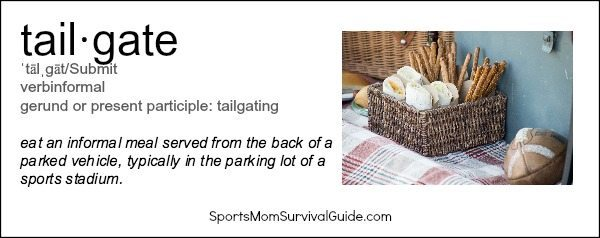 Tailgating Tips!