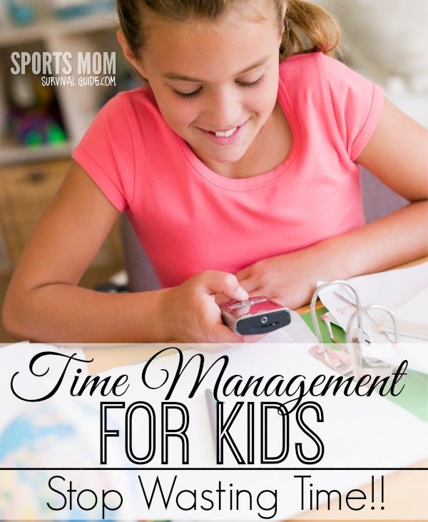 Time Management for Kids | Stop Wasting Time!!