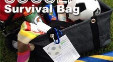 Soccer Survival Bag Essentials