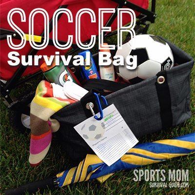 Soccer Survival Bag Essentials