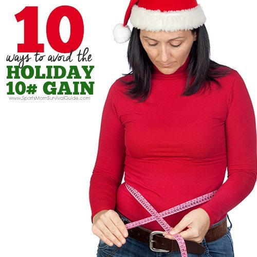 Looking to keep the weight off this holiday season? Follow these 10 ways to avoid the holiday 10 pound gain and you will both feel and look better when the season is over!