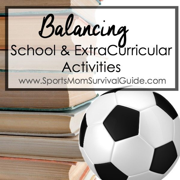 How to help kids balance school and extracurricular activities