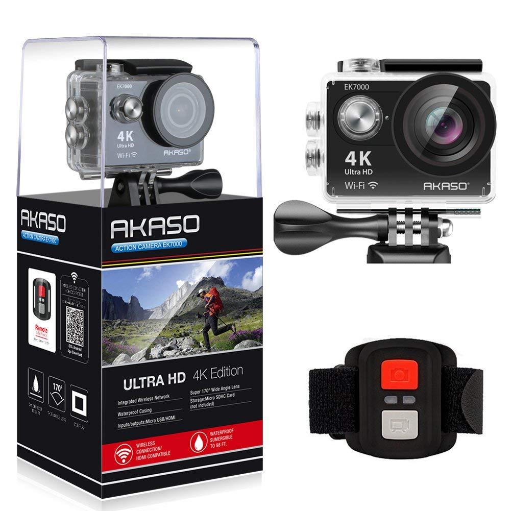 AKASO Sports Action Camera