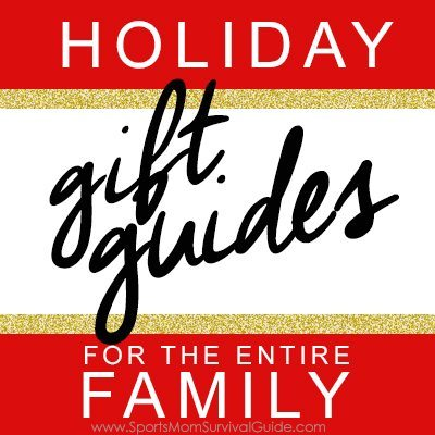 Looking for some great gifts for a sporty boy this year? You'll love this Sports Boy Holiday Gift Guide, packed full of great gift ideas for the boy in your life!