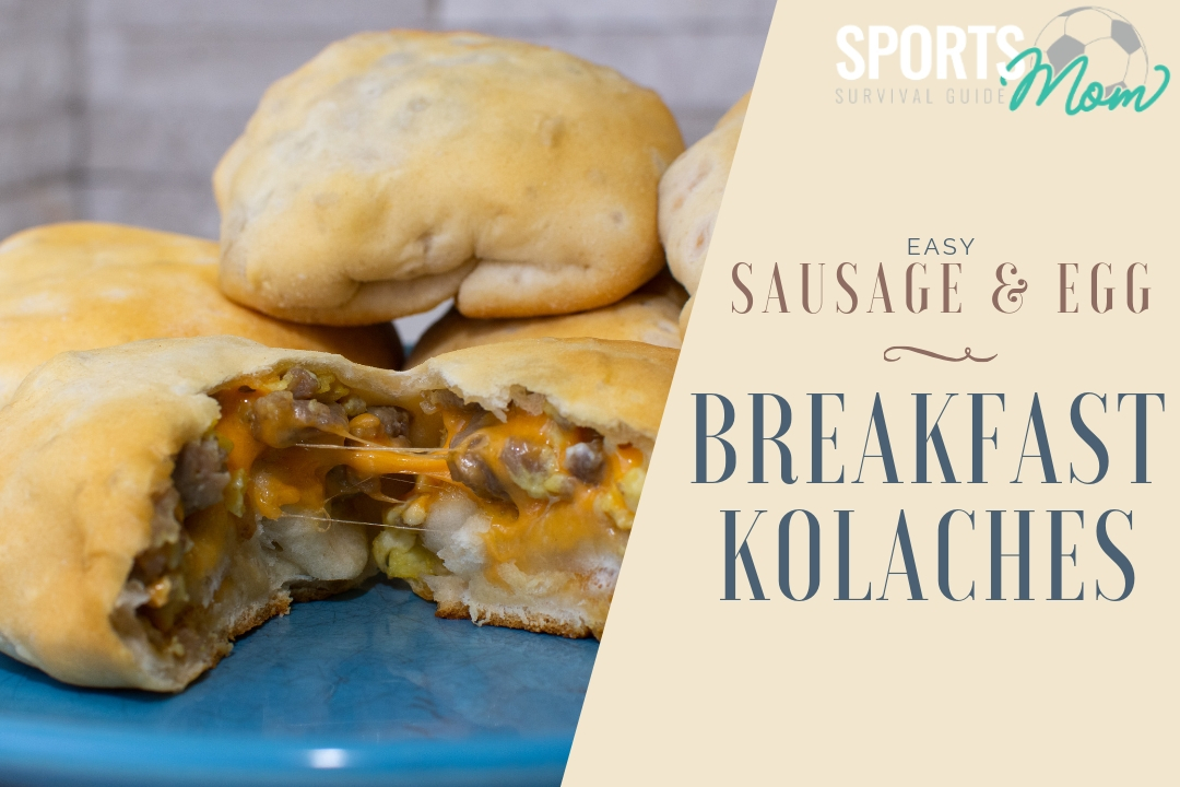 Sausage & Egg Breakfast Kolaches