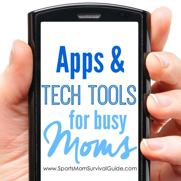 Apps and Tech Tools for Busy Moms feature