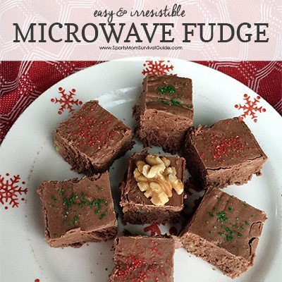 Use this Easy & Irresistible Microwave Fudge recipe to make a fast delicious Christmas treat that everyone will rave about.