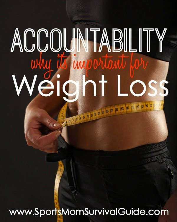If you are serious about getting healthy, set up yourself up to succeed. Find out why accountability is important for weight loss and how to set up your own system!!