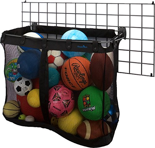 Organized Living Big Mesh Sports Basket