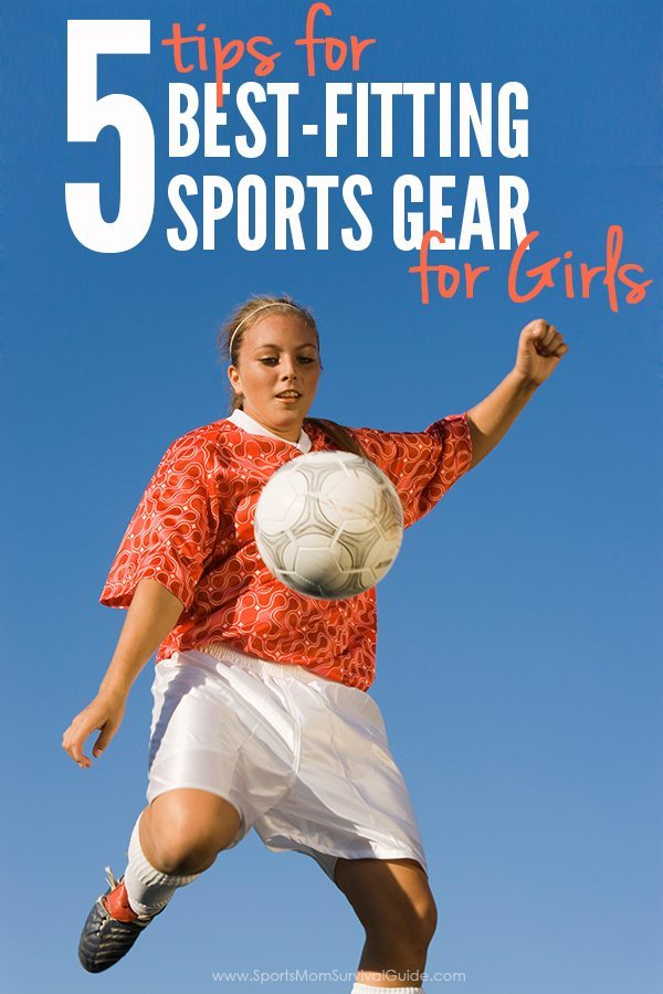 Use these 5 Tips for Best-Fitting Sports Gear for Girls to find great athletic options for your pre-teen or teen.