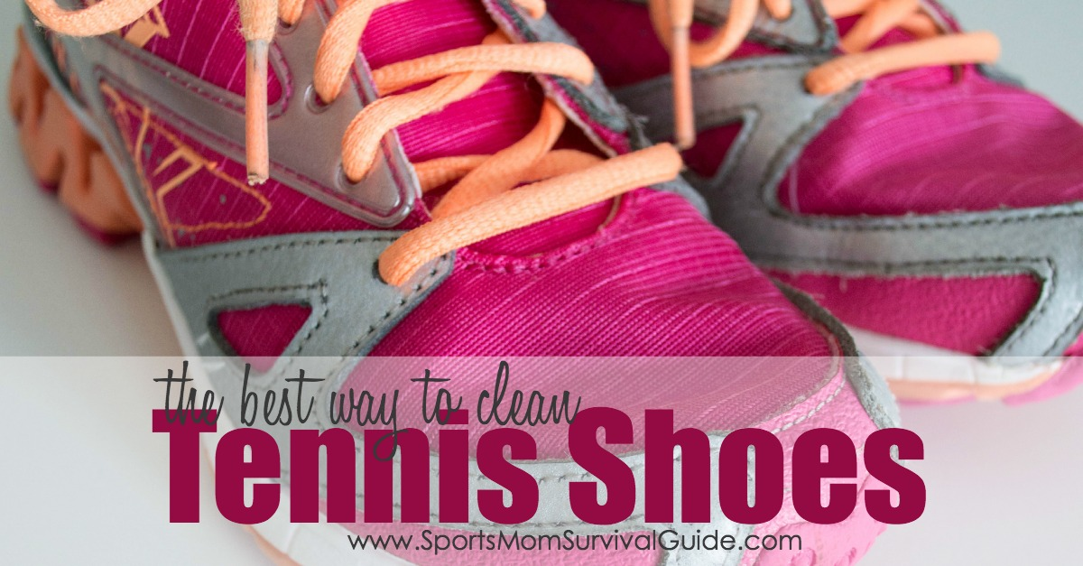 the best way to clean tennis shoes 26519