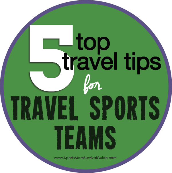 If your child is on a travel team, you know that can mean a weekend or two away for games or it can mean many weekends away depending on how far your team travels. Get the Top 5 Travel Tips for Travel Sports Teams!!
